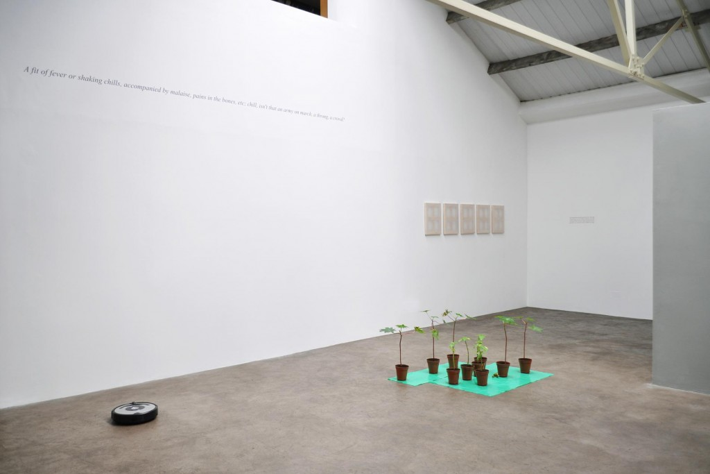 1_Matt-Sherridan-Smith_What-a-laugh,-everyone-cried_installation-view_copyright-the-artist-and-mothers-tankstation
