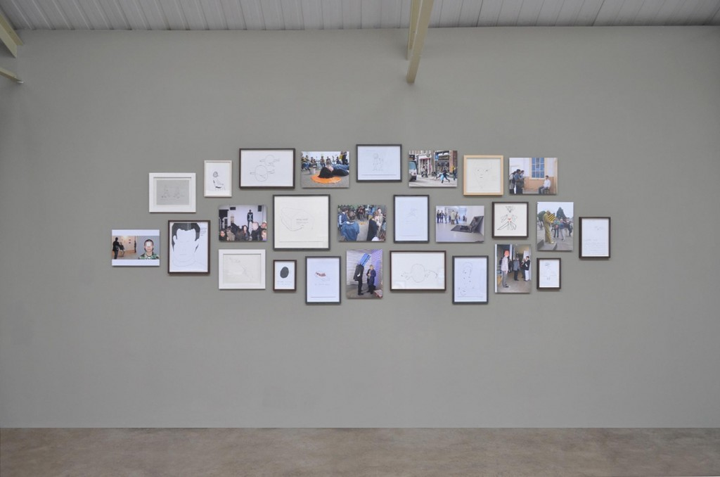 2_David-Sherry_Holding-Phones-Counting-Cars-Flights-of-Geometry_Installation-view_copyright-the-artist-and-mothers-tankstation