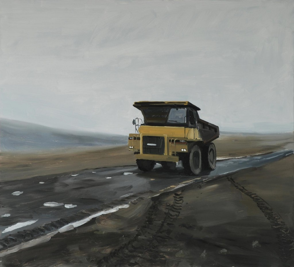 6_Kevin-Cosgrove_The-untitled-first-album_Dump-Truck-On-Road_copyright-the-artist-and-mothers-tankstation