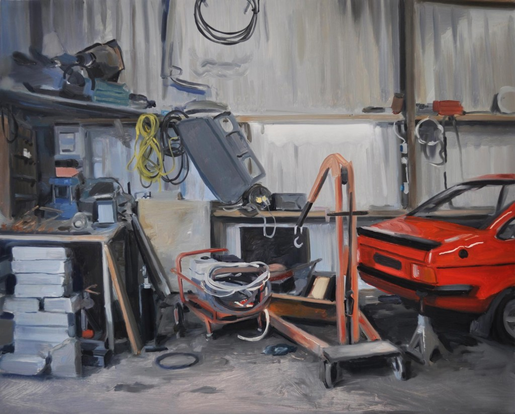 8_Nor-for-Nought_Kevin-Cosgrove_Workshop-Red-Car_copyright-the-artist-and-mothers-tankstation