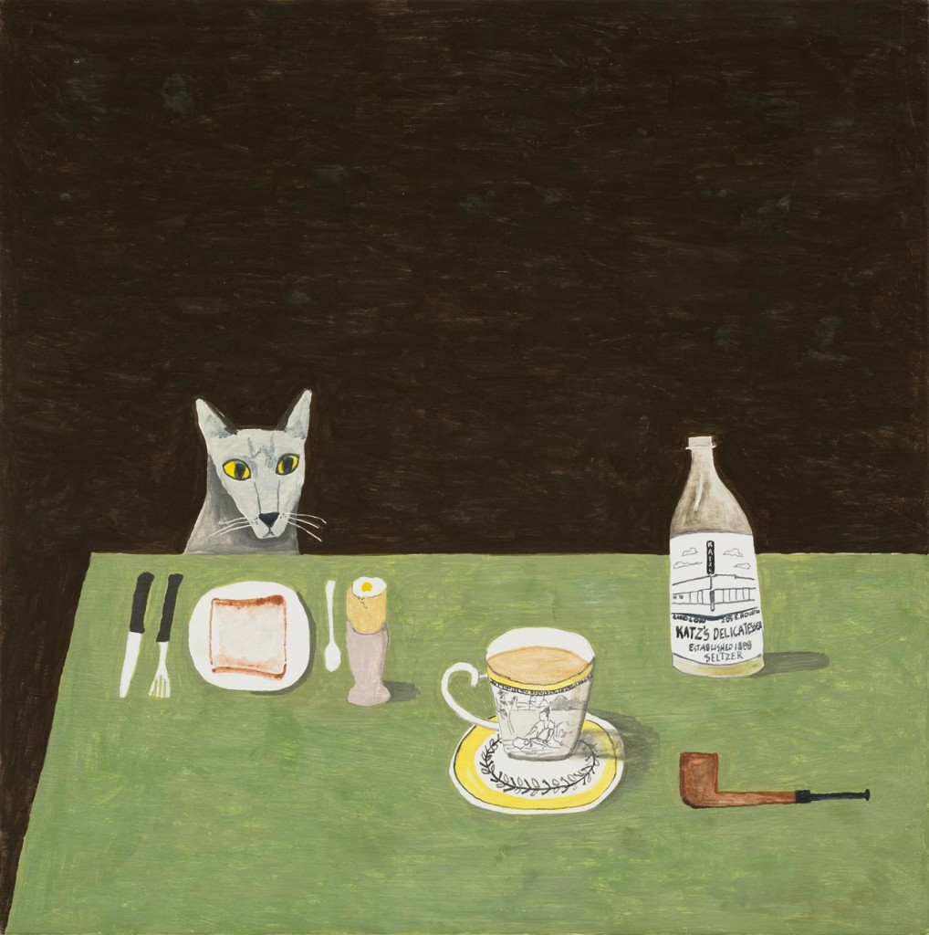 9_Noel-McKenna_Concealing-the-Spot_Cat,-breakfast_copyright-the-artist-and-mothers-tankstation