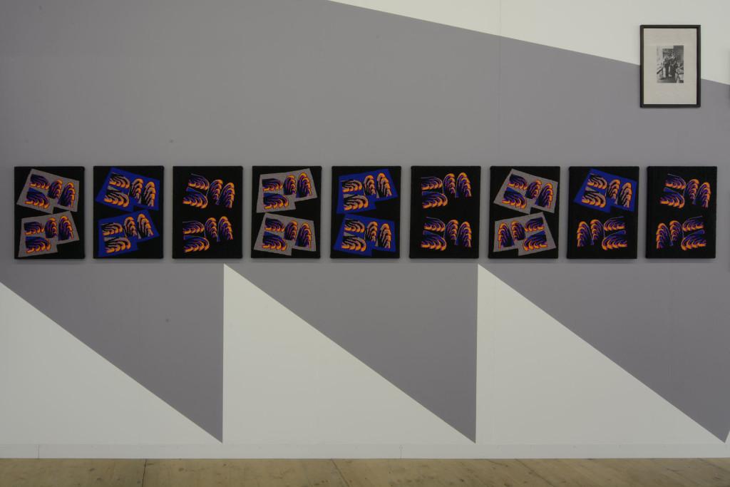 LISTE-2015_AML_Installation-view-(24)_'Untitled'_bead-paintings