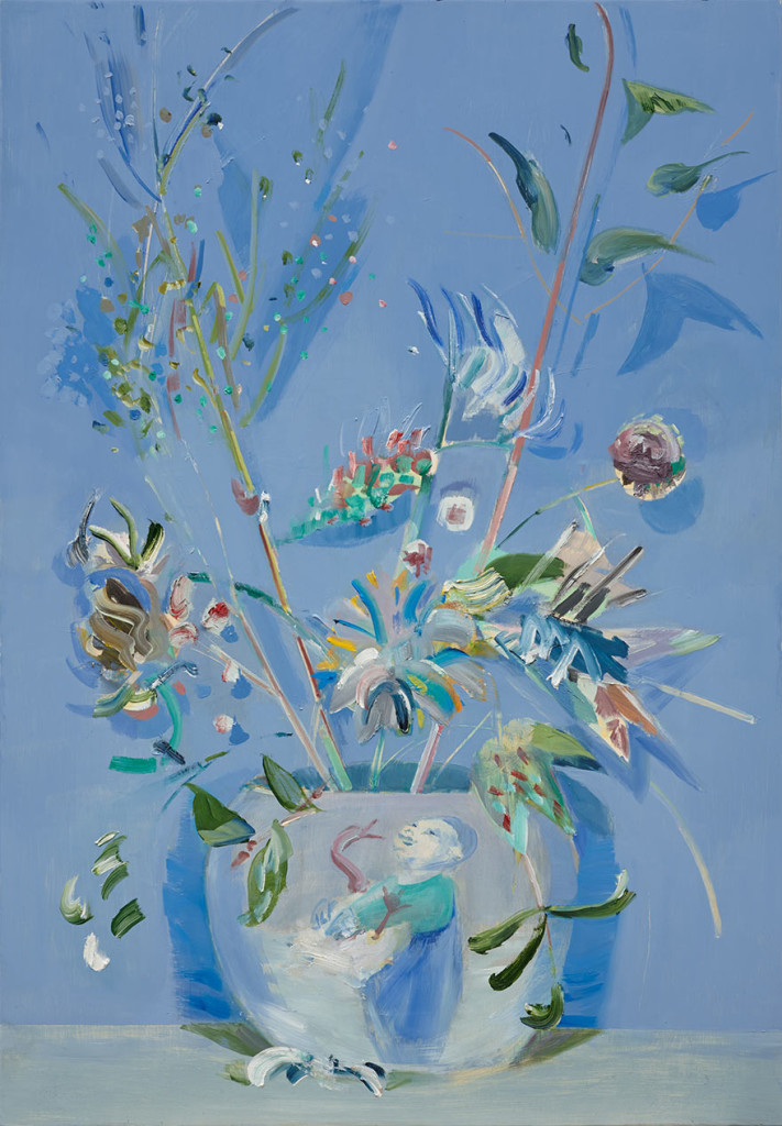 Mairead-O'hEocha_Ring-Flash-Bouquet_Oil-on-board_85-x-59cm_2016