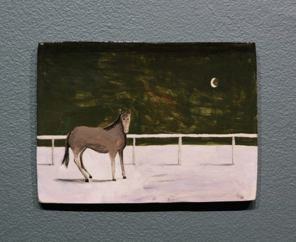 13.-Not-too-hot,-Not-too-cold_Installation-view_Horse-beside-fence_Copyright-the-artist-and-mother's-tankstation-limited
