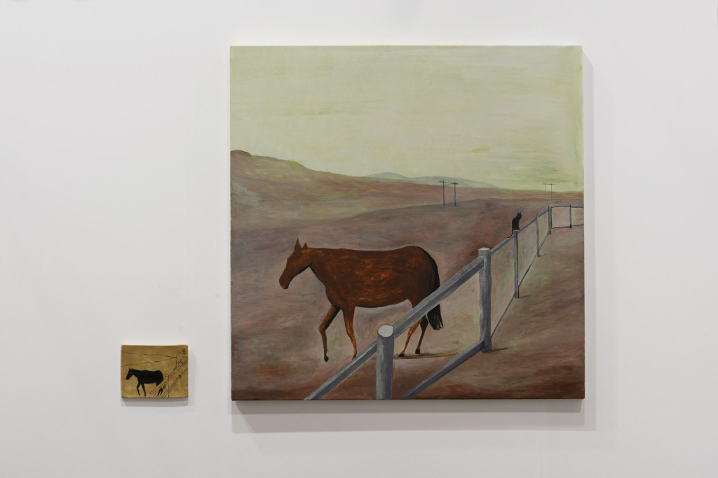 6.-Art-Basel-Hong-Kong_2018-Installation-view_Noel-McKenna_Horse-Cat-&-Horse-and-Cat_Copyright-the-artist-and-mother's-tankstation-limited