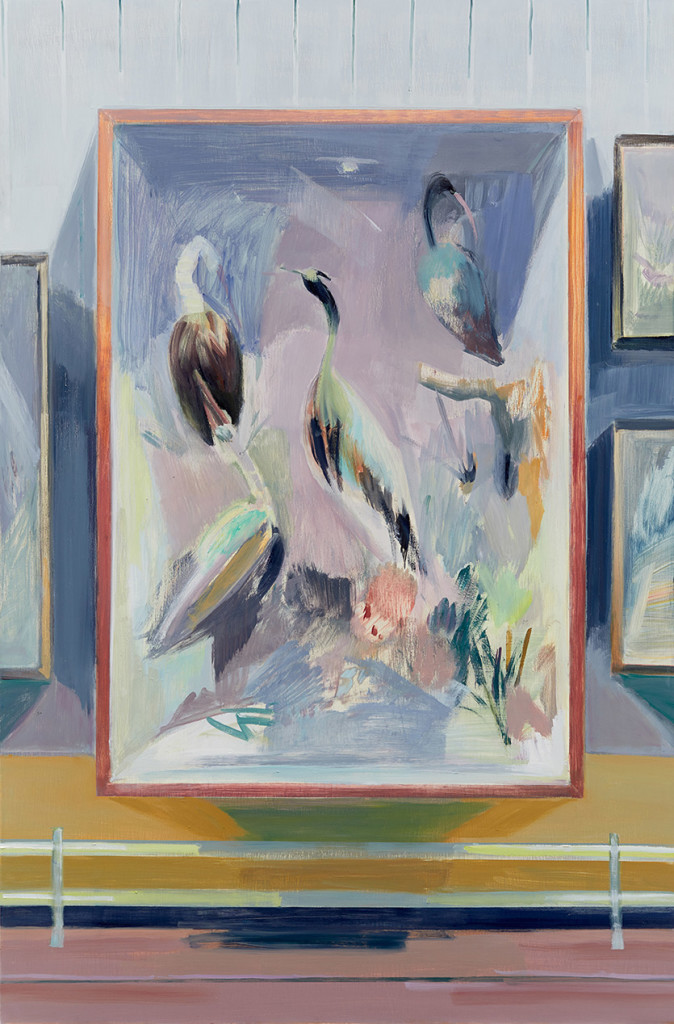 4.1 Mairead-O'hEocha_Cabinet-of-Herons,-Natural-History-Museum_Copyright the artist and mother's tankstation limited