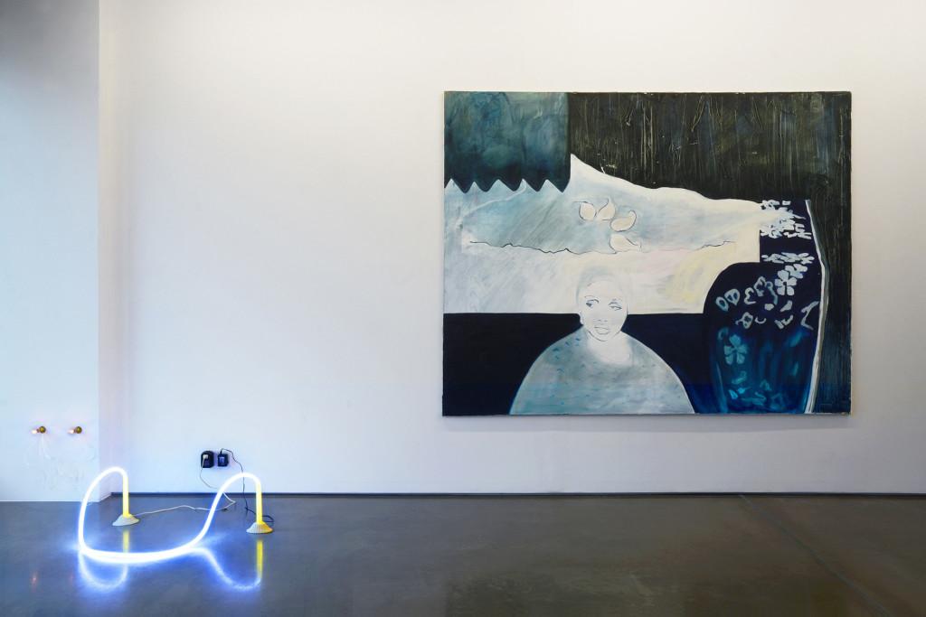 1.-Condo-London-2020_Installation-view_Yuko-Mohri,-Zeinab-Saleh_Copyright-the-artists-and-mother's-tankstation-limited