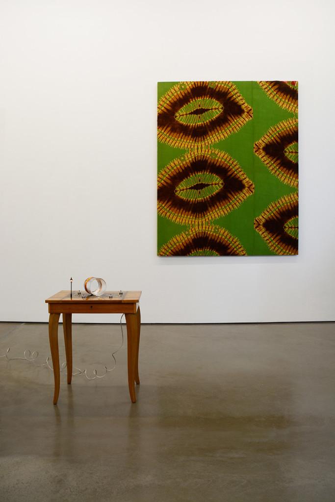 10.-Condo-London-2020_Installation-view_Yuko-Mohri,-Zeinab-Saleh_Copyright-the-artists-and-mother's-tankstation-limited