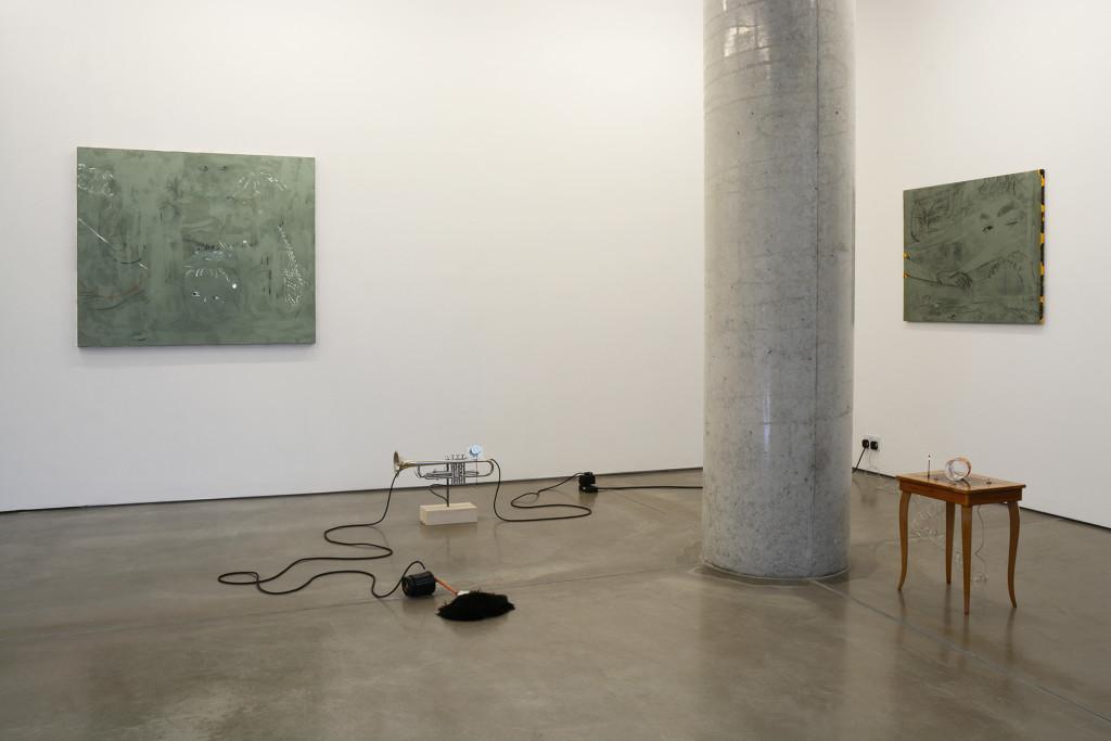 5.-Condo-London-2020_Installation-view_Yuko-Mohri,-Zeinab-Saleh_Copyright-the-artists-and-mother's-tankstation-limited