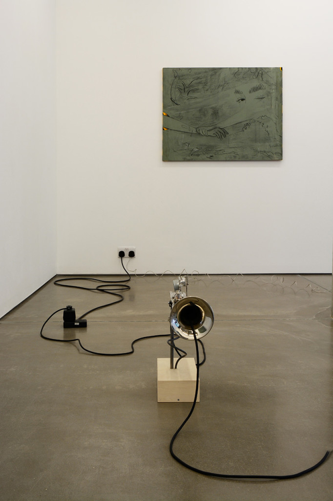 7.-Condo-London-2020_Installation-view_Yuko-Mohri,-Zeinab-Saleh_Copyright-the-artists-and-mother's-tankstation-limited