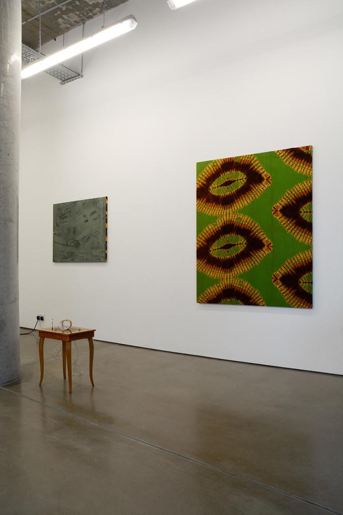 8.-Condo-London-2020_Installation-view_Yuko-Mohri,-Zeinab-Saleh_Copyright-the-artists-and-mother's-tankstation-limited