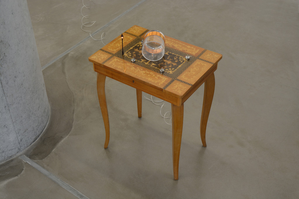 9.1. Condo London 2020_Installation view_Yuko Mohri_Copyright the artists and mother's tankstation limited