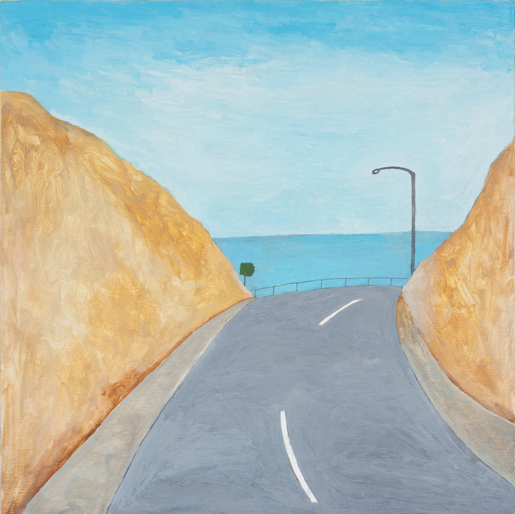 13.-Noel-McKenna_Road-by-Sea_2019_Oil-on-plywood_42-x-44-cm_Copyright-the-artist-and-mother's-tankstation-limited