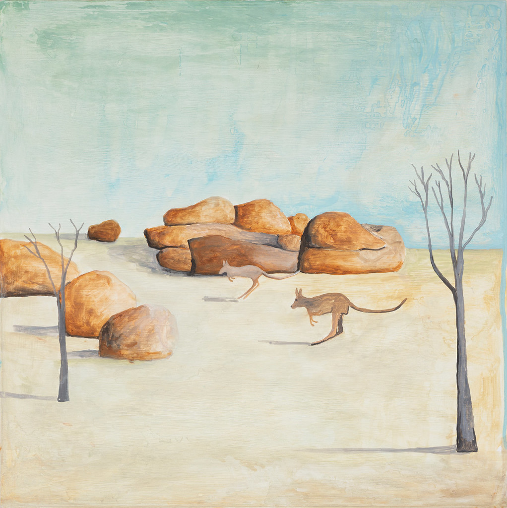 6.-Noel-McKenna_Outback_2019_Oil-on-plywood_42-x-44-cm_Copyright-the-artist-and-mother's-tankstaiton-limited