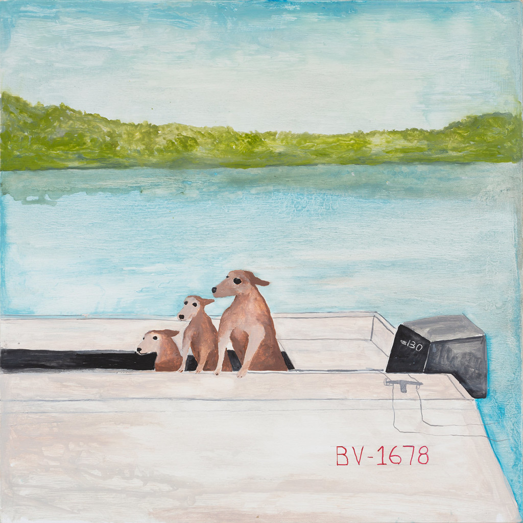 8.-Noel-McKenna_Lake-Fun_2019_Oil-on-plywood_42-x-44-cm_Copyright-the-artist-and-mother's-tankstation-limited