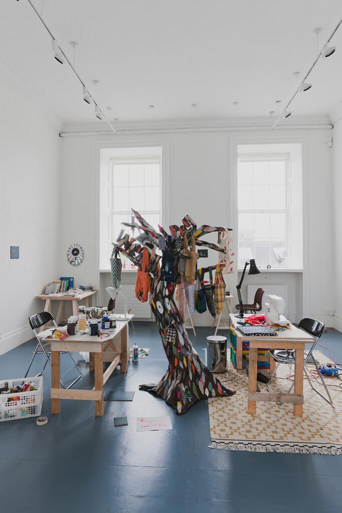 2.-Atsushi-Kaga_Nerd-Bag_Installation-view_The-Process-Room_Irish-Musem-of-Modern-Art,-Dublin_Copyright-the-artist-and-mother's-tankstation-limited