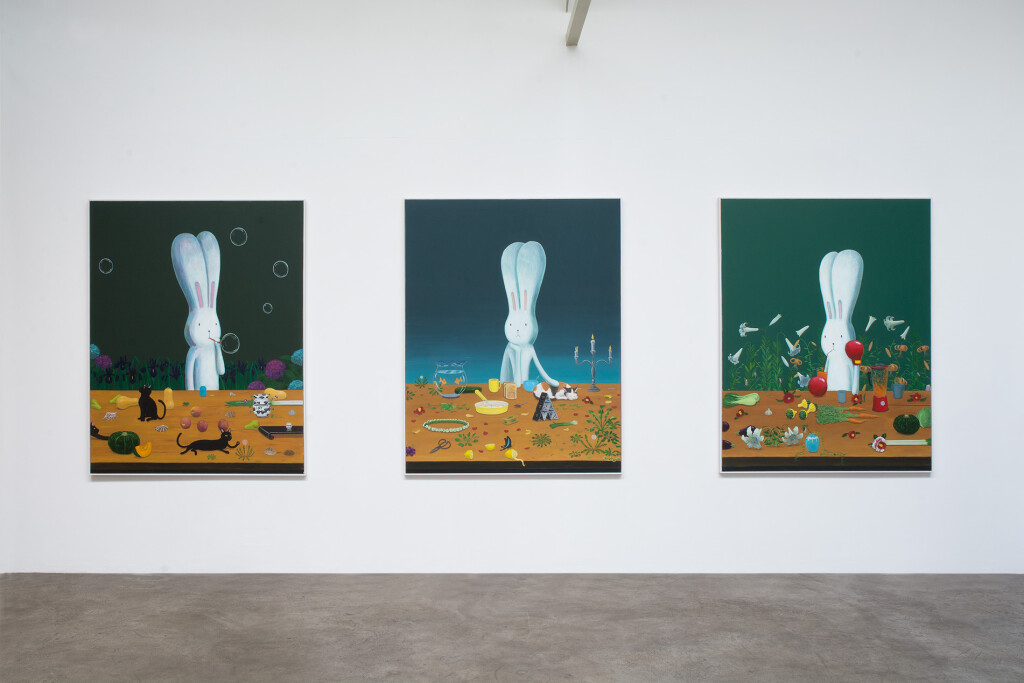 6.-Atsushi-Kaga_Melancholy-with-vegetables-surrounded-by-miracles_Installation-view_Copyright-the-artist-and-mother's-tankstation-limited
