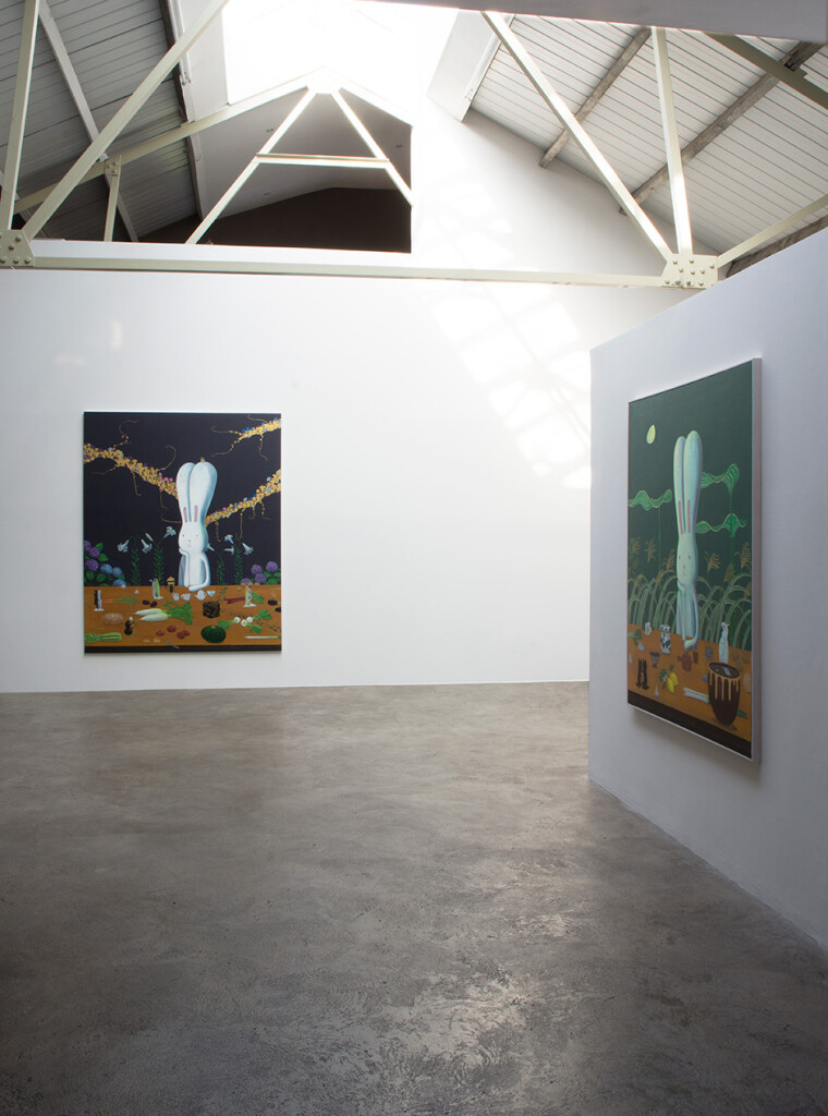 7.-Atsushi-Kaga_Melancholy-with-vegetables-surrounded-by-miracles_Installation-view_Copyright-the-artist-and-mother's-tankstation-limitedr