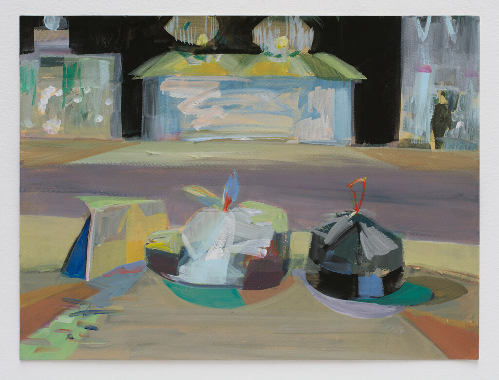 11.1-Mairead-O'hEocha_Bags-waiting,-study_2014_Copyright-the-artist-and-mother's-tankstation-limited