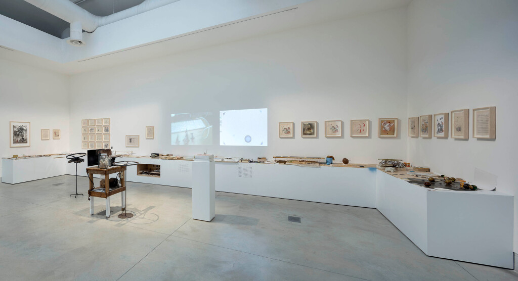 5.-Uri-Aran_The-Encyclopedic-Palace_Giardini-Arsenal,55th-Venice-Biennale_Installation-view_Copyright-the-artist-and-mother's-tankstation-limited