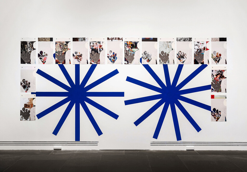 AML_Two-Clocks-and-Sixteen-Shoulders_Installation-view_Ramsay-Art-Prize-2021_Art-Gallery-of-South-Australia_Photo-Saul-Steed_Copyright-the-artist-and-mother's-tankstation-limited